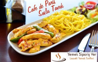Cafe De Paris Soslu Tavuk Tarifi
