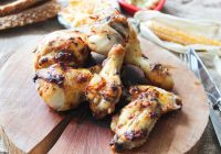 Fırında Mangal Tadında Tavuk Tarifi