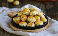 Lokmalık Çörek Otlu Kurabiye Tarifi