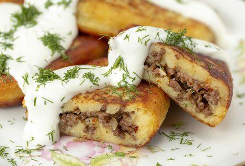 Patatesten İçli Köfte Tarifi