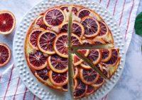 Portakallı Alt Üst Kek Tarifi