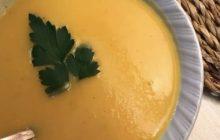 Klasik Bal Kabağı Çorbası Tarifi