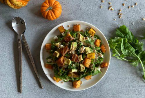 Bal Kabaklı Roka Salatası Tarifi
