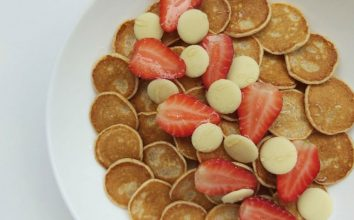 Bebek Pancake Tarifi