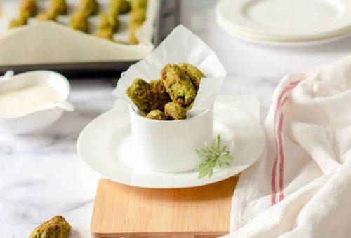 Brokoli Kroket Tarifi