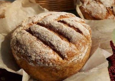 Çavdarlı Tam Buğday Ekmeği Tarifi