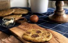 Ekşi Mayalı Bazlama Ekmek Tarifi