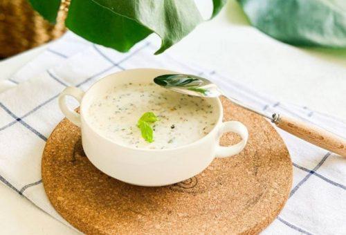 Glutensiz Yoğurtlu Karabuğday Çorbası Tarifi