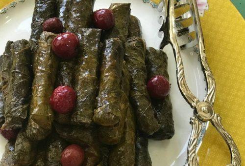 Kilis Usulü Zeytinyağlı Sarma Tarifi