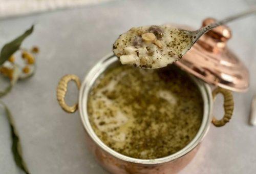 Köfteli Yeşil Mercimek Çorbası Tarifi