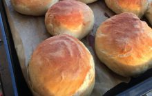 Köy Ekmeği Tarifi