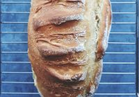Kuru Ekşi Mayalı Kolay Ekmek Tarifi