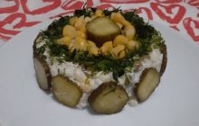 Kuskus Makarna Salatası Tarifi