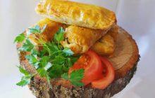 Mantar ve Ispanaklı Kolay Milföy Börek Tarifi