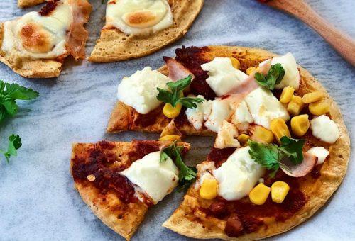 Mini Tava Pizzası Tarifi