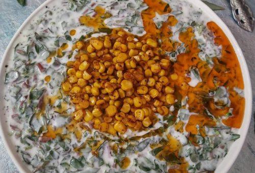 Mısırlı Semizotu Salatası Tarifi