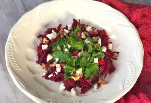 Pancarlı Isırgan Salatası Tarifi