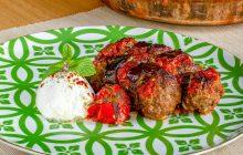 Fırında Patlıcan Kebabı Tarifi