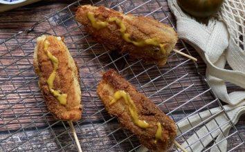 Peynirli Corn Dog Tarifi