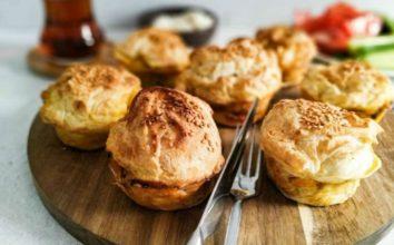 Pratik Muffin Börek Tarifi