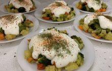 Renkli Brokoli Salatası Tarifi