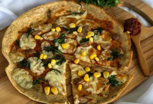 Yap Bitir Pizza Tarifi